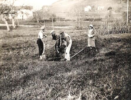 Entrée en 1932