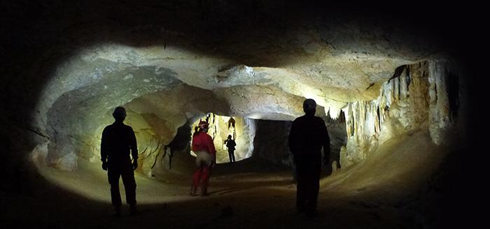 Majorque, Cova del Cal Pesso (photo de S. Sommer)